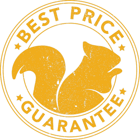big blue squirrel guarantee