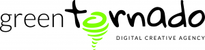 green tornado brentwood logo