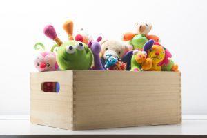 Toys for self storage