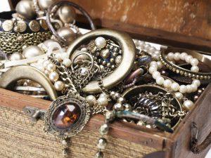 Jewellery storage advice